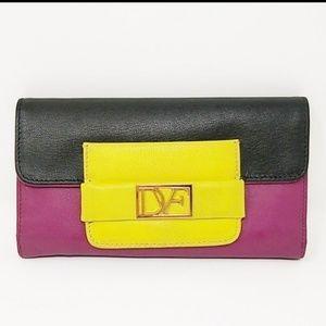 Diane von Furstenberg | DVF monogram wallet